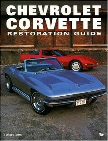Chevrolet Corvette Restoration Guide (Motorbooks Workshop)-Book-Palm Beach Bookery