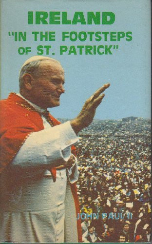 "Ireland, ""In the footsteps of St. Patrick""-Book-Palm Beach Bookery"