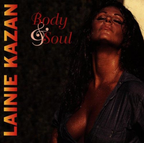 Laini Kazan - Body & Soul-CDs-Palm Beach Bookery