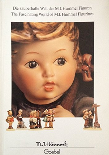 Die zauberhafte Welt der M. I. Hummel Figuren / The Fascinating World of M. I. Hummel Figurines-Book-Palm Beach Bookery