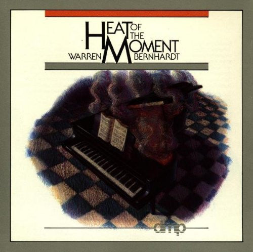 Warren Bernhardt - Heat of the Moment-CDs-Palm Beach Bookery