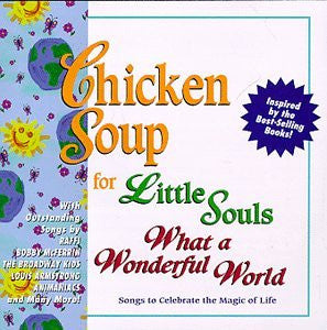 Various Artists - Chicken Soup For Little Souls:-CDs-Palm Beach Bookery