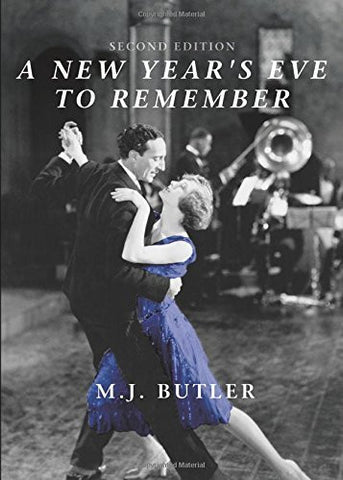 A New Year's Eve to Remember - By: M. J. Butler-Books-Palm Beach Bookery