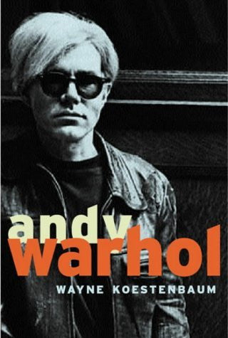 Andy Warhol - By: Wayne Koestenbaum-Books-Palm Beach Bookery