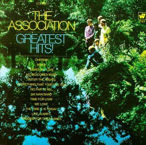 Association - Greatest Hits!-CDs-Palm Beach Bookery