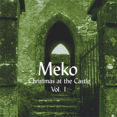 Meko - Christmas at the Castle-CDs-Palm Beach Bookery