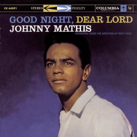 Johnny Mathis - Good Night Dear Lord-CDs-Palm Beach Bookery