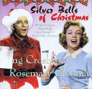 Bing Crosby & Rosemary Clooney - Silver Bells Of Christmas-CDs-Palm Beach Bookery