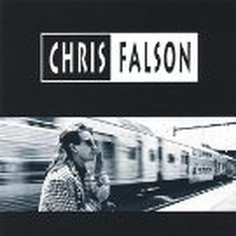Chris Falson - Self Titled-CDs-Palm Beach Bookery