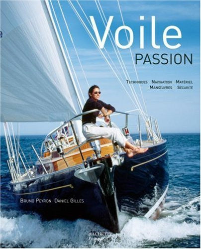 Voile passion (French Edition)-Books-Palm Beach Bookery