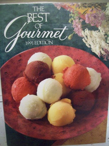 The Best of Gourmet 1991 Edition-Book-Palm Beach Bookery