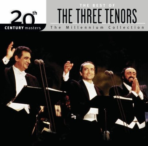 Three Tenors - The Best of the Three Tenors:-CDs-Palm Beach Bookery