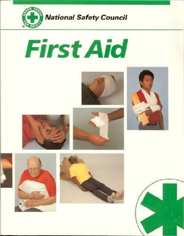 First Aid By The National Safety Council-Book-Palm Beach Bookery