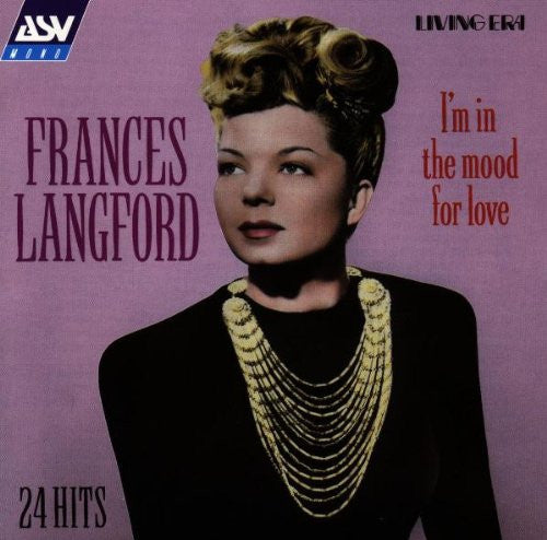 Frances Langford - I'm in the Mood for Love-CDs-Palm Beach Bookery