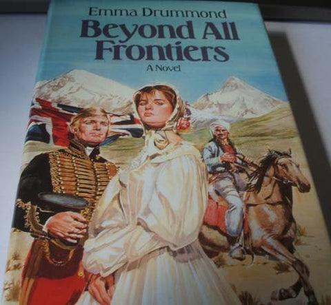Beyond All Frontiers-Book-Palm Beach Bookery