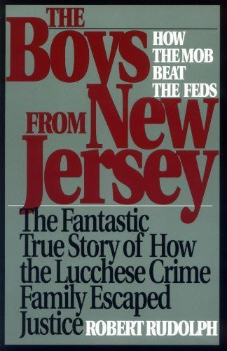 The Boys from New Jersey: How the Mob Beat the Feds-Book-Palm Beach Bookery