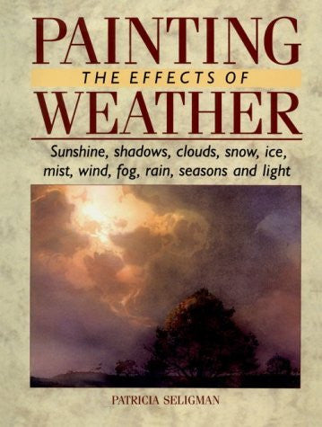 Painting the Effects of Weather-Book-Palm Beach Bookery