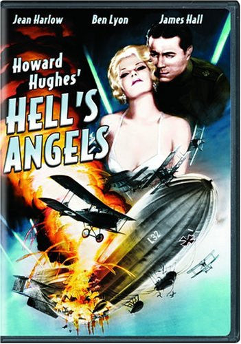 Hell's Angels With Jean Harlow-DVD-Palm Beach Bookery