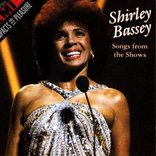 Shirley Bassey - Songs From The Shows-CDs-Palm Beach Bookery