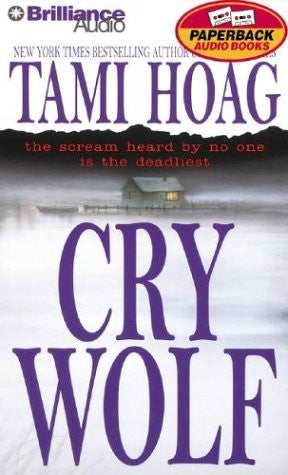 Cry Wolf (Doucet)-Audiobooks-Palm Beach Bookery