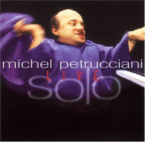 Michael Petrucciani - Solo Live-CDs-Palm Beach Bookery