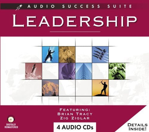 Leadership (Audio Success Suite)-Book-Palm Beach Bookery