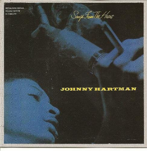 Johnny Hartman - Songs From the Heart-CDs-Palm Beach Bookery
