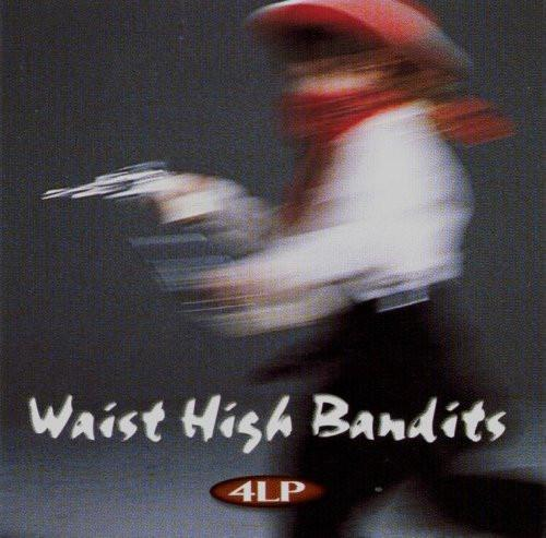 Waist High Bandits - 4LP - Palm Beach Bookery