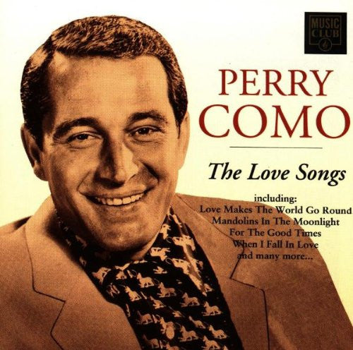 Perry Como - The Love Songs-CDs-Palm Beach Bookery
