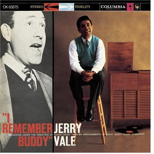 Jerry Vale - I Remember Buddy-CDs-Palm Beach Bookery