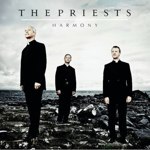 Harmony By The Priests-CDs-Palm Beach Bookery
