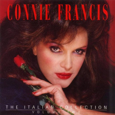 Connie Francis - The Italian Collection Vol. 2-CDs-Palm Beach Bookery