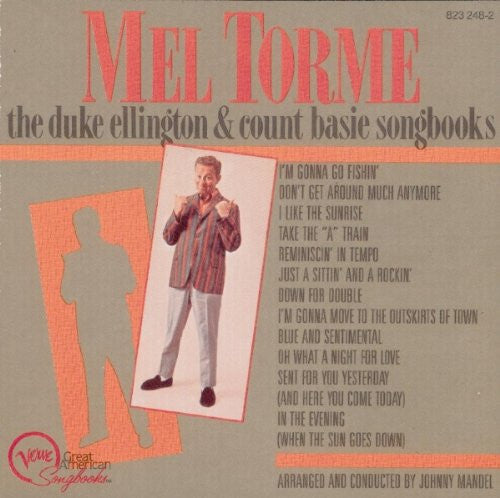 Mel Torme - The Duke Ellington and Count Basie Songbooks - Palm Beach Bookery