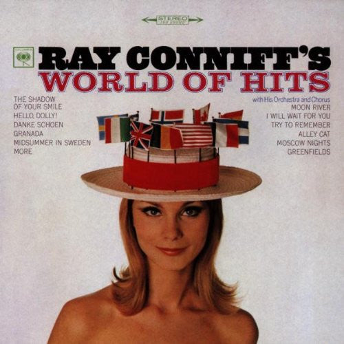 Ray Conniff - World of Hits-CDs-Palm Beach Bookery