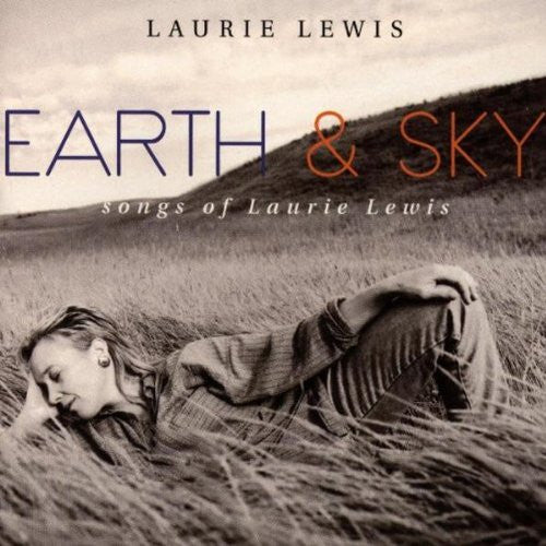 Laurie Lewis - Earth & Sky: Songs of Laurie Lewis-CDs-Palm Beach Bookery