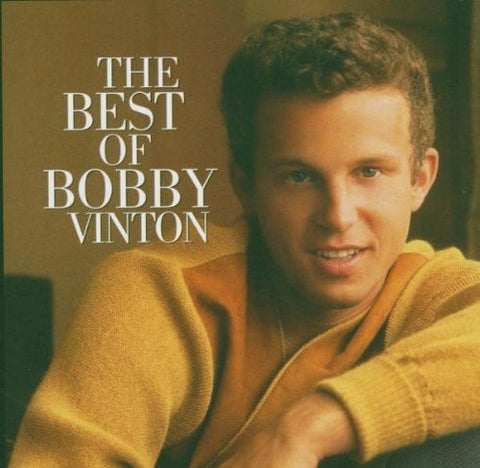 Bobby Vinton - Best of-CDs-Palm Beach Bookery