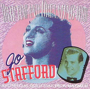 Jo Stafford - Drifting and Dreaming With Jo Stafford-CDs-Palm Beach Bookery
