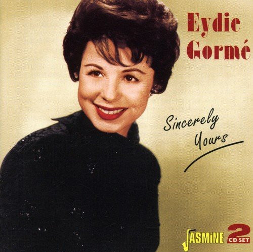 Eydie Gorme - Sincerely Yours-CDs-Palm Beach Bookery