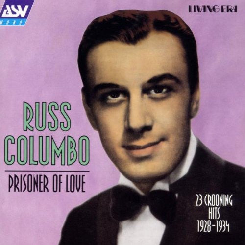 Russ Columbo - Prisoner of Love-CDs-Palm Beach Bookery