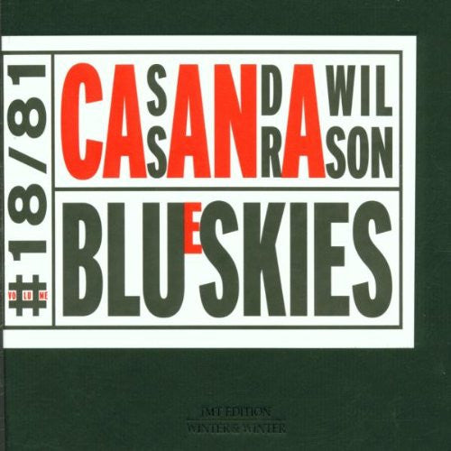 Cassandra Wilson - Blue Skies-CDs-Palm Beach Bookery