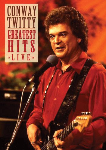 Conway Twitty: Greatest Hits Live-DVD-Palm Beach Bookery