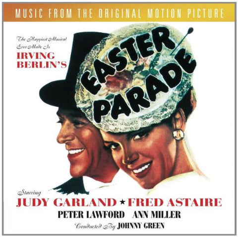 Easter Parade: Original Motion Picture Soundtrack-CDs-Palm Beach Bookery
