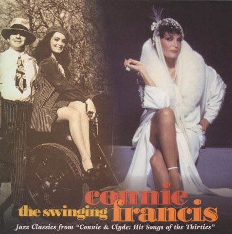 Connie Francis - The Swinging Connie by Connie Francis (1997-12-25)-CDs-Palm Beach Bookery