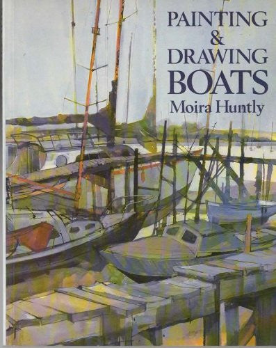 Painting & Drawing Boats-Book-Palm Beach Bookery