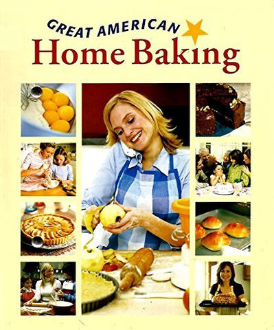 Great American Home Baking-Book-Palm Beach Bookery