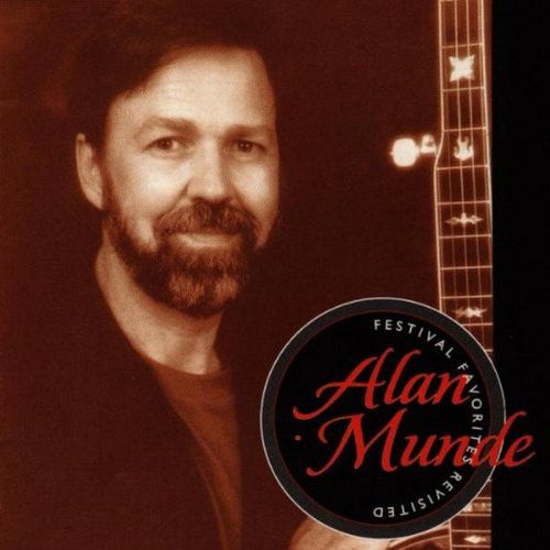 Alan Munde - Festival Favorites Revisited-CDs-Palm Beach Bookery