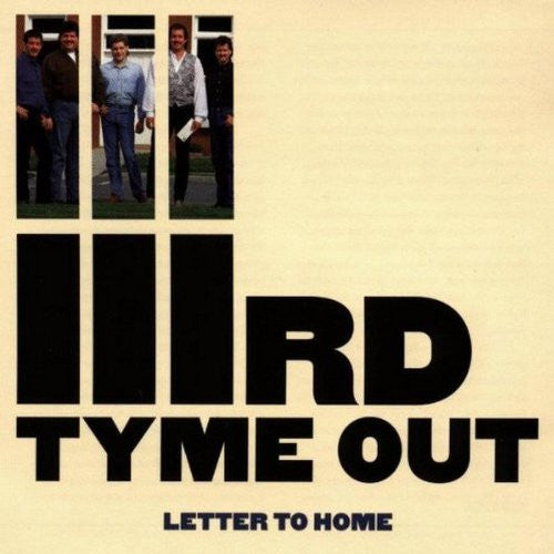 IIIrd Tyme Out - Letter to Home-CDs-Palm Beach Bookery