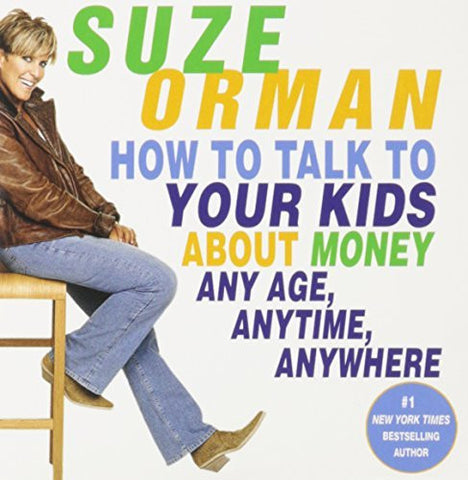 How to Talk to Your Kids about Money (Any Age, Anytime, Anywhere)-Audiobooks-Palm Beach Bookery