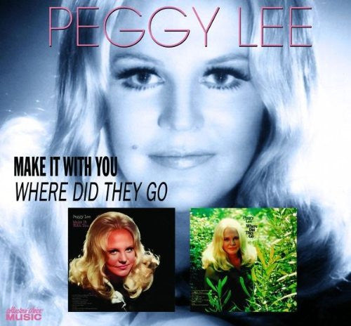 Peggy Lee - Make It with You / Where Did They Go?-CDs-Palm Beach Bookery