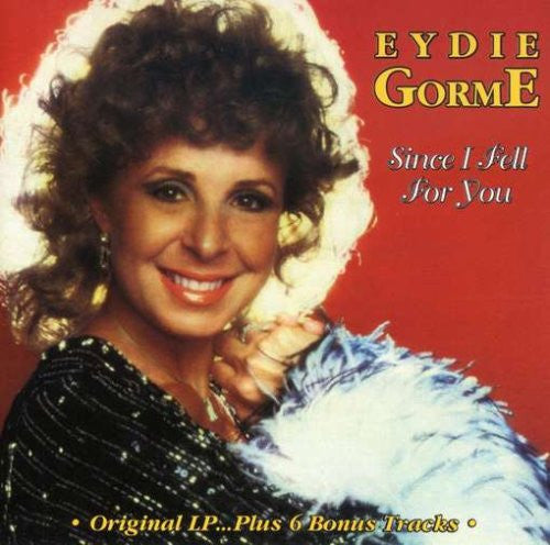 Eydie Gorme - Since I Fell for You-CDs-Palm Beach Bookery